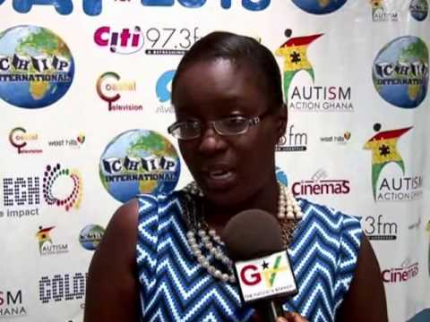 Autism Awareness Day 2015 - Silverbird Theater, Ghana, WEST AFRICA