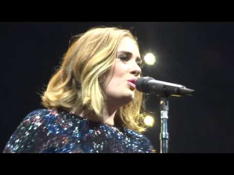 Adele - When We Were Young, London O2 Arena, March 21st