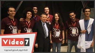 بالفيديو..الدكتور مجدى يعقوب لطلاب جامعة زويل: