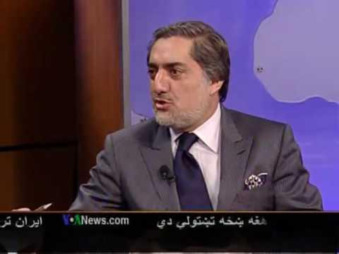 Dr. Abdullah Abdullah Live Ashna Interview