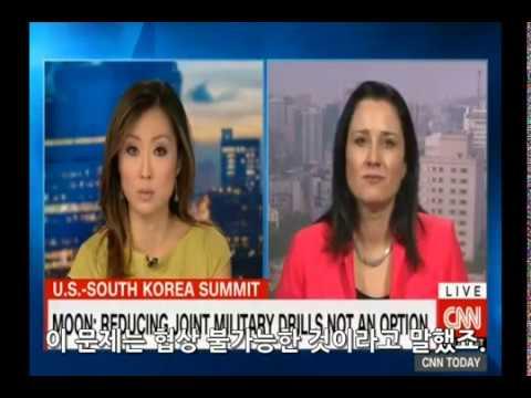 [외신반응] CNN International_트럼프-문재인 정상회담