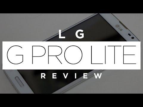 [Review] LG G Pro Lite (en español)