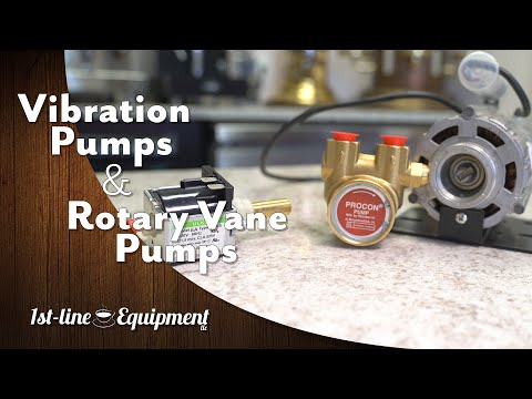 Vibration Pumps and Rotary Vane Pumps