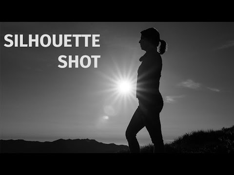 How to Get a Silhouette in a Photograph
