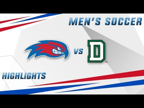 Men's Soccer: UMass Lowell vs. Dartmouth