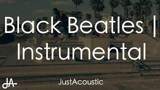 Black Beatles - Rae Sremmurd ft. Gucci Mane (Acoustic Instrumental)