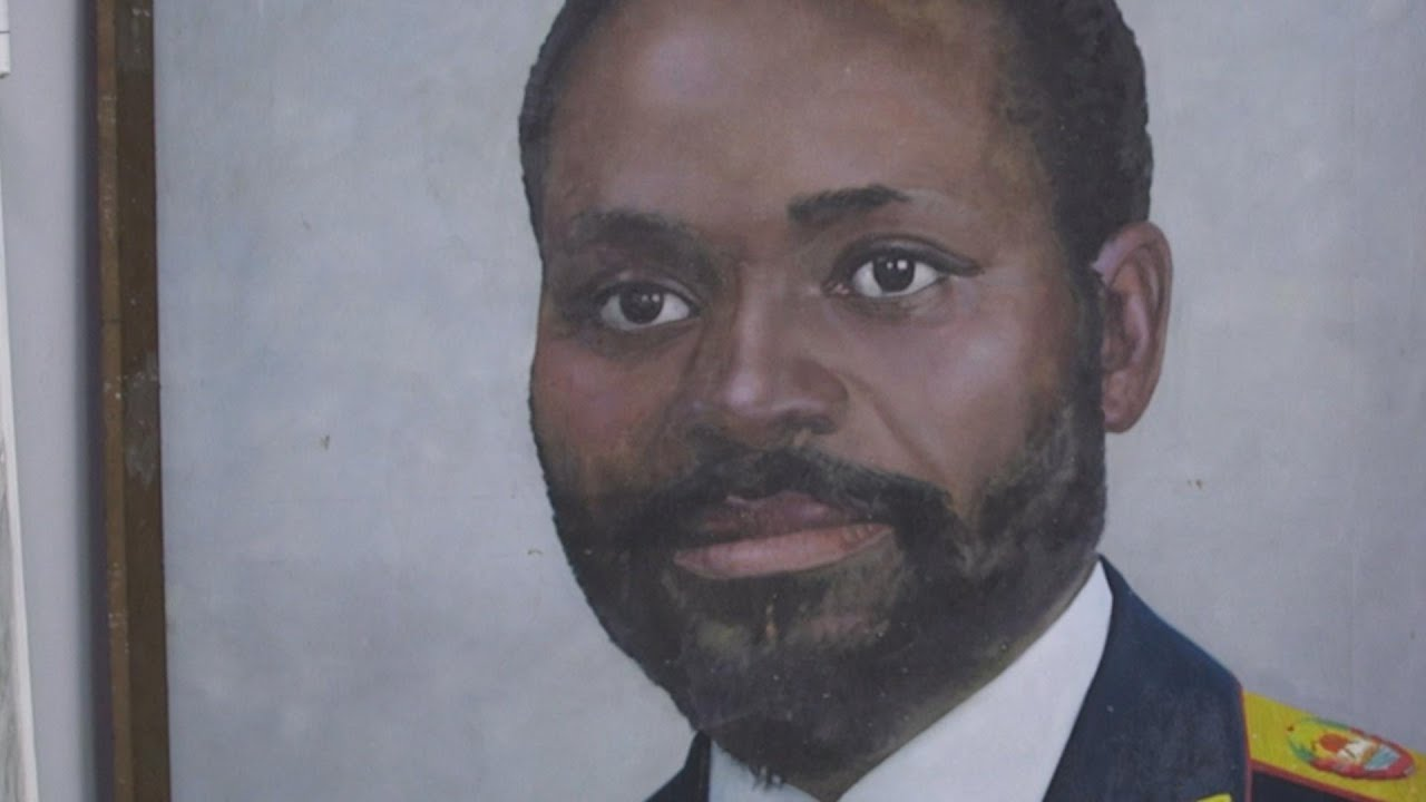 Faces Of Africa - Samora Machel 