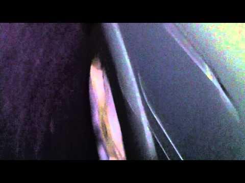National Car Rental in El Salvador provides cars with broken seat belts
