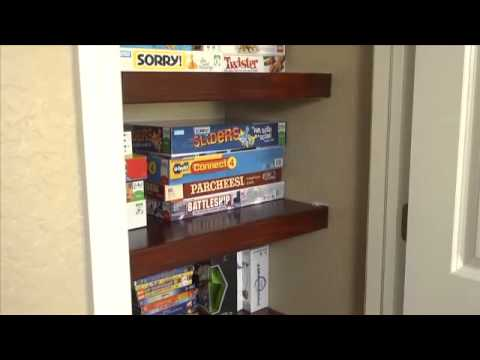 Renew Shelving Before & After