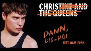 Christine And The Queens Feat Dâm Funk - Damn, Dis-Moi (Retro A Remix)