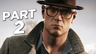 HITMAN 3 Walkthrough Gameplay Part 2 - DETECTIVE (FULL GAME)