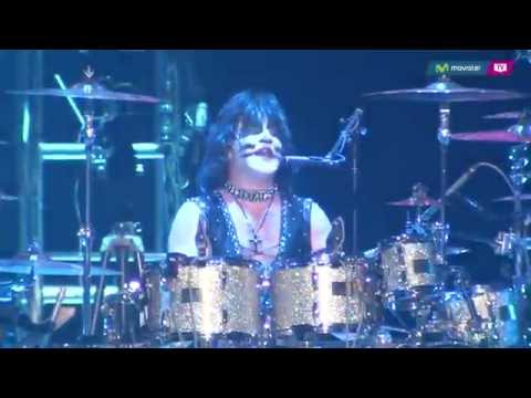 Kiss - I Was Made for Lovin' You (Santiago, Chile 2015)