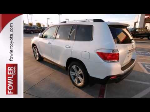 2013 Toyota Highlander Oklahoma City Norman, OK #266378