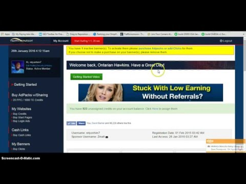 250PayDay Strategy Review Marketing Training and Tips- How to GEO Target on Traffic Monsoon