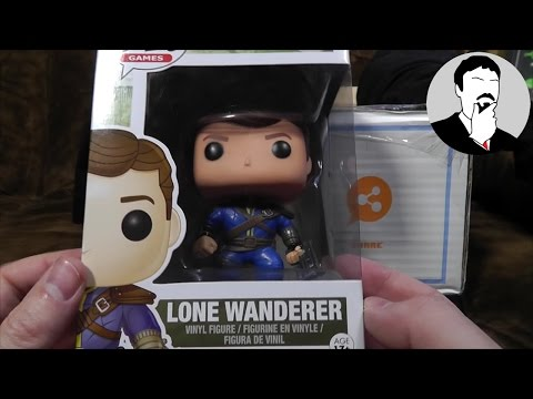Loot Crate / Infinity Crate / Toy Box November 2016 | Ashens