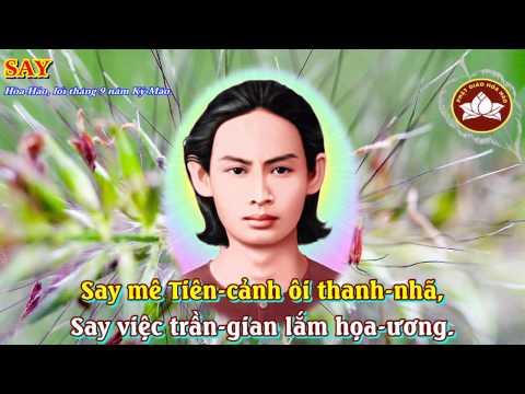 PGHH Say - ĐGV: Nguyễn Bé Bảy