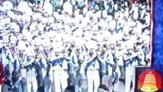 Garfield Marching Band 1990-91