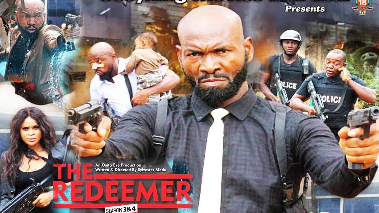 Download THE REDEEMER SEASON 4 {NEW MOVIE} - SYLVESTER MADU 2020 LATEST NIGERIAN NOLLYWOOD MOVIE