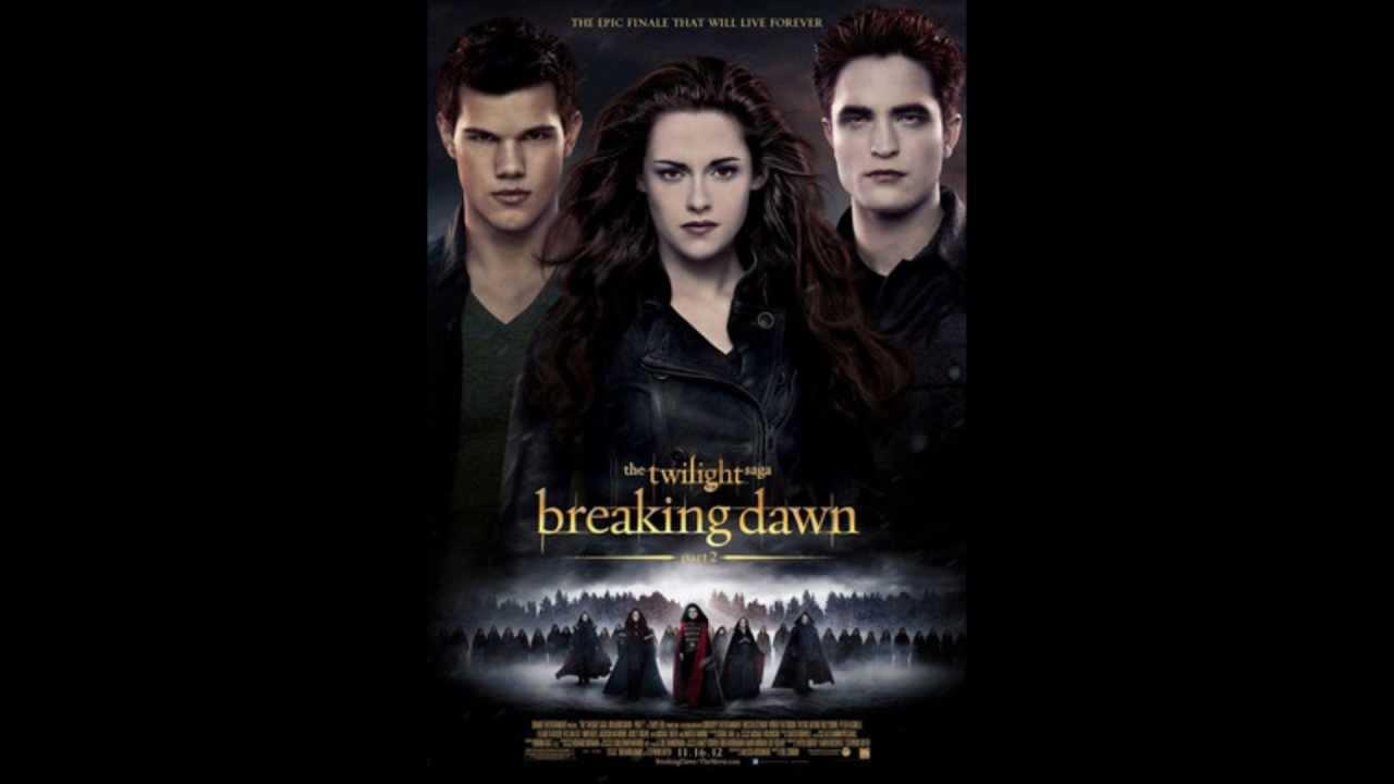 Breaking Dawn Part 2 Soundtrack Irina Loses Her Head  YouTube