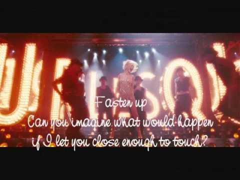 EXPRESS - Burlesque - Christina Aguilera (LYRICS)