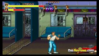 Final Fight Double Impact Video Review