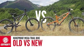 Nukeproof Mega Enduro Bike| Old Vs New How Do They Compare?