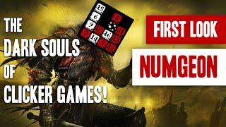 The Dark Souls of Clicker Games - NUMGEON