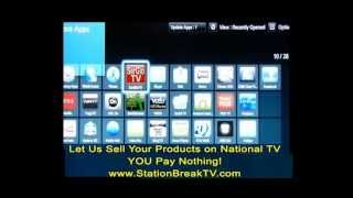 How to Install Apps on 2013 & 2014 Samsung Smart TV Sets