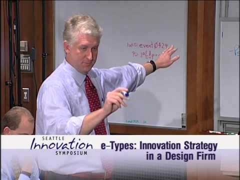 e-Types: Innovation Strategy in a Design Firm