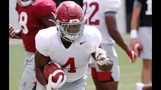 Brian Robinson Jr. To Continue Linage Of Great Running Backs For Alabama Football | SEC News