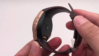 Unisex Casual Smart Watch