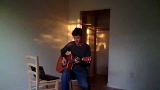 Sun in an Empty Room - The Weakerthans - Acoustic Cover