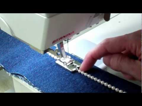 Bernina Cording & Piping Sewing Machine & Serger Foot