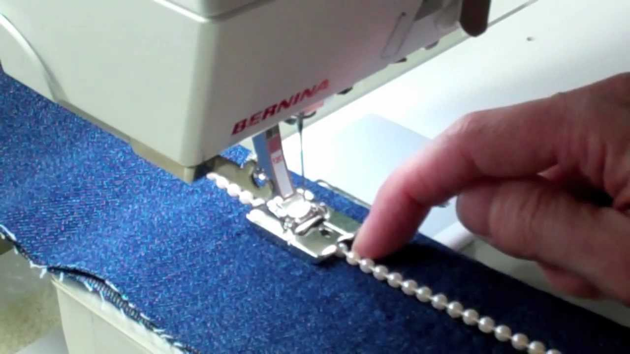 serger foot for sewing machine