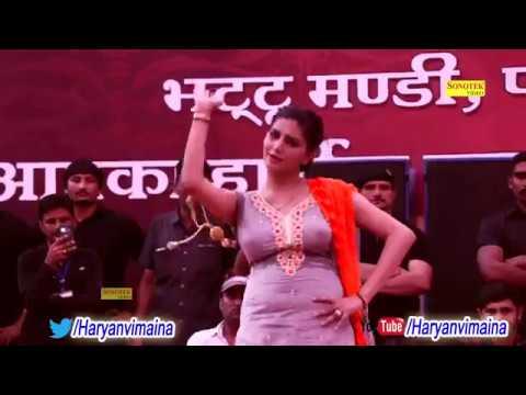Download Sapna Chaudhary sexy dance