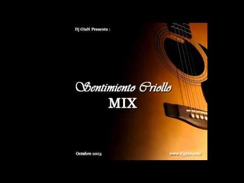 Mix Homenaje a la musica criolla - Restaurante El Carajito