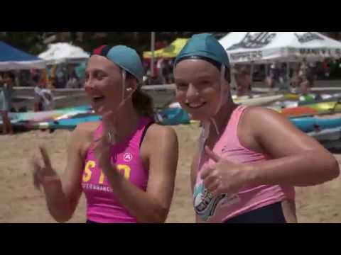 2018 Manly Surf Carnival Highlights 4K