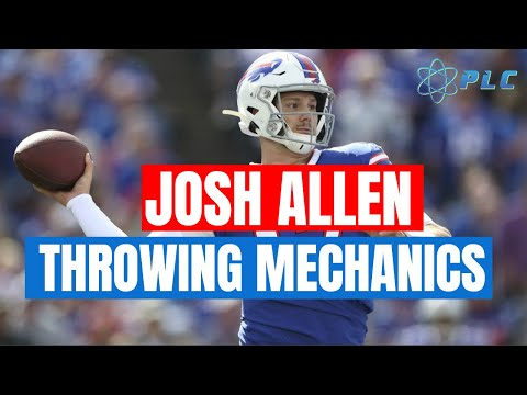 Josh Allen Arm Strength With Exercise to Improve Arm Strength