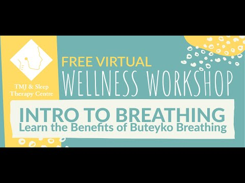 Introduction to Breathing Wellness Webinar