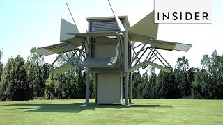 Home Unfolds Within 10 Minutes