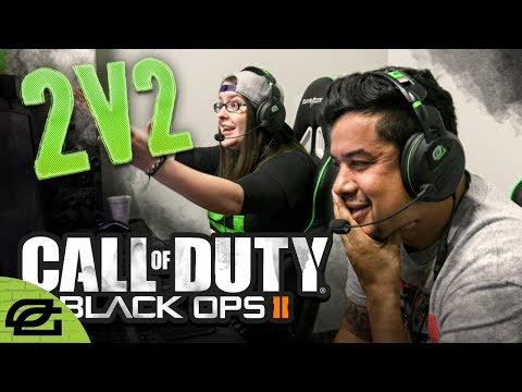CALL OF DUTY BLACK OPS 2 with COURAGE, H3CZ, FLAMESWORD and MIDNITE! | OpTicPlays