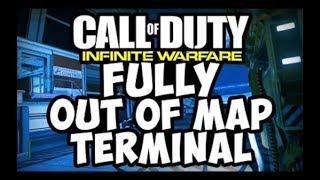 Insane Terminal glitch - Infinite Warfare