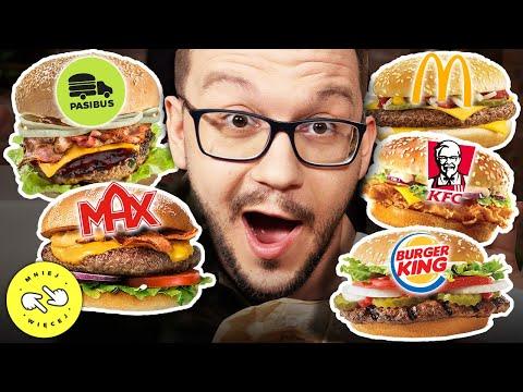Wielki Ranking Burgerów