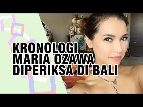 Kronologi Pemeriksaan Maria Ozawa di Imigrasi Denpasar, Berawal Laporan Masyarakat di Media Sosial Mp3
