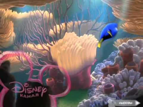 Disney Channel Russia Ident Finding Nemo 3d 2 Youtube