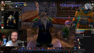 Olympus Iv Finally Gets Their Classic Wow Guild Tabard