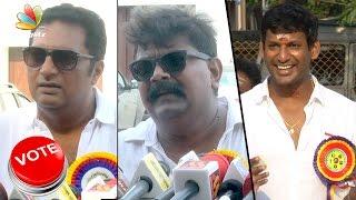 Producer Council will work like a Corporate Company : Myskin, Pandiraj, Parthiban Speech | Election