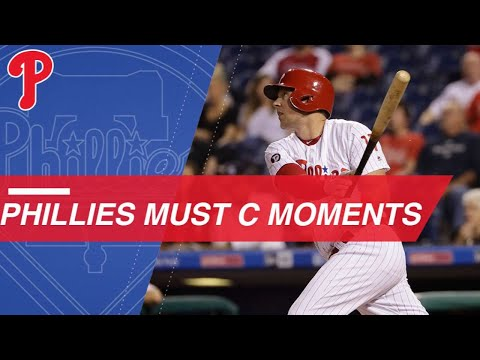 Must C: Top moments from the Phillies' 2017 season