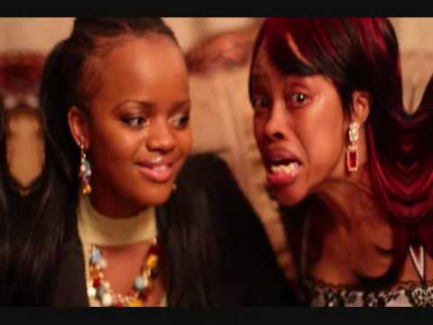 Funny Faces From the Palace (Queen & Princess of Swaziland)