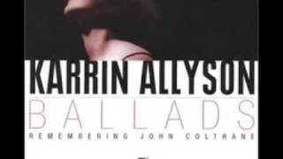 Karrin Allyson - I Wish I Knew